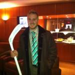 James Wisniewski Stick